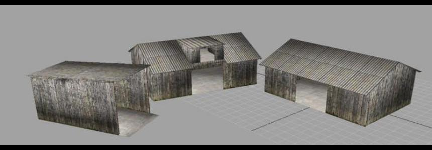 Barn and shed v1.0