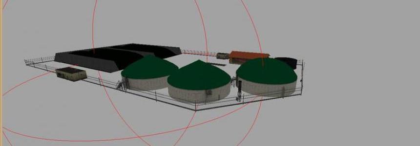 Biogasanlage v0.1