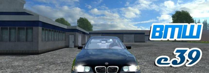 BMW e39 Series 5 v1.0