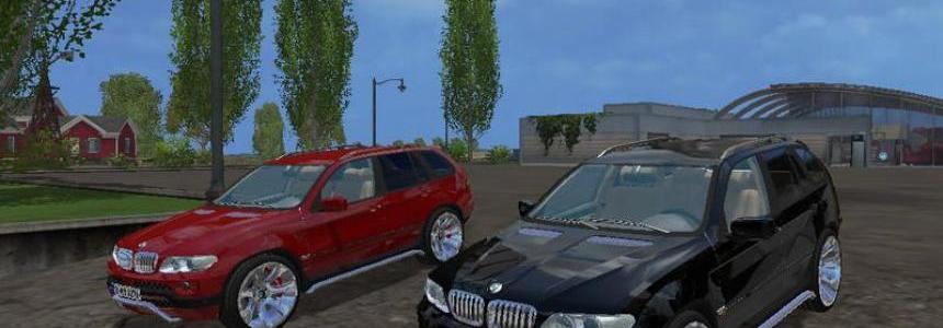 BMW X5 2004 model v1.0