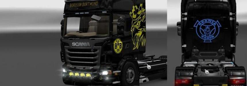 Borussia Dortmund Scania Vabis v1.16.x