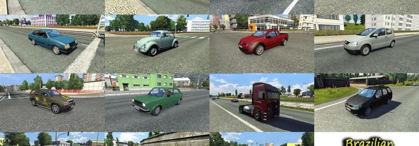 Brazilian traffic pack by Jazzycat  v1.1