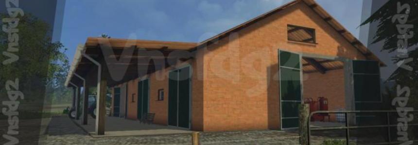 Brick garage  v1.0