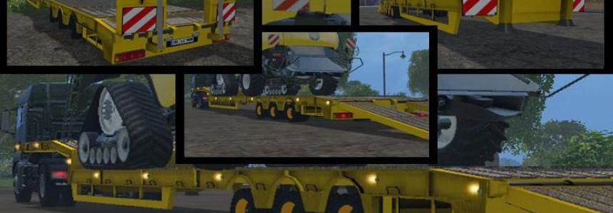 Broshuis low loader v1.2