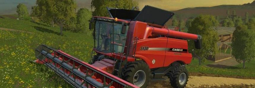 Case 5130 Axial Flow