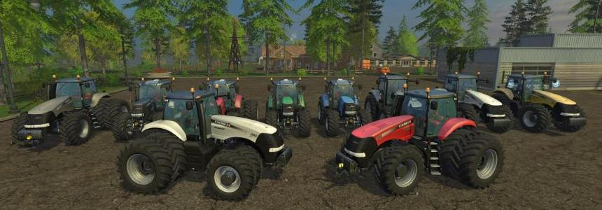 Case IH HDR Dyeable 9 pack V1.4