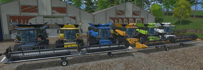 Cat Lexion 1090 HDR Dyeable 8 Pack v1.4