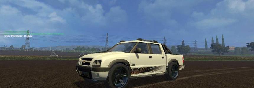 Chevrolet S10 Rodeio Sport v1.0