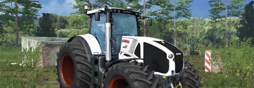 CLAAS Axion 950 White v1.0