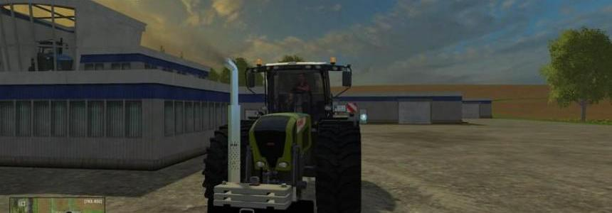 Claas weights v2.0