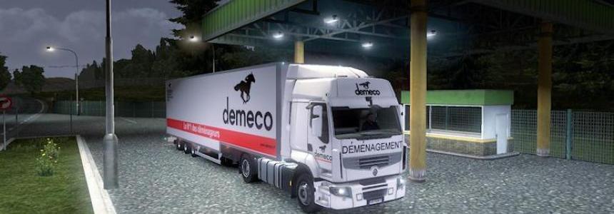 Combo Skin Pack Demeco 1.16.x