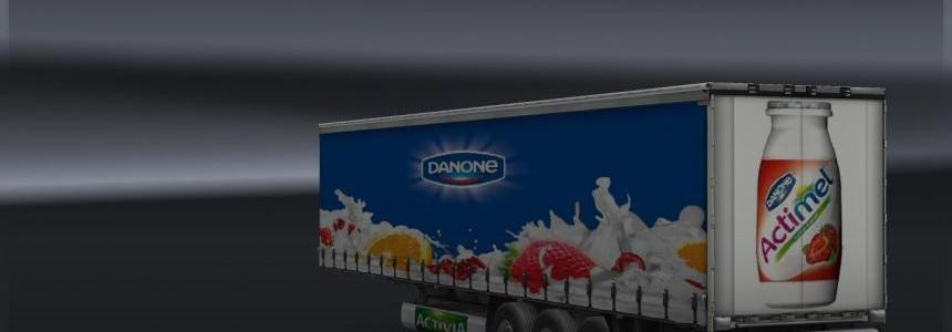 Danone Products V1.0
