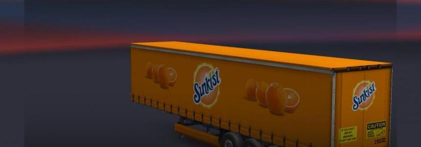 DC Sunkist Trailer Skin v2