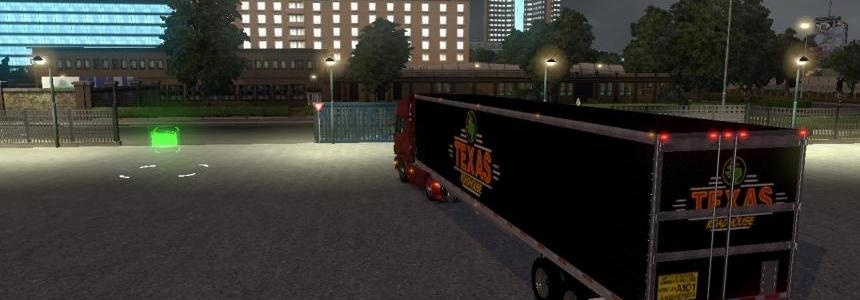 DC-Texas Roadhouse American Trailer Skin v1