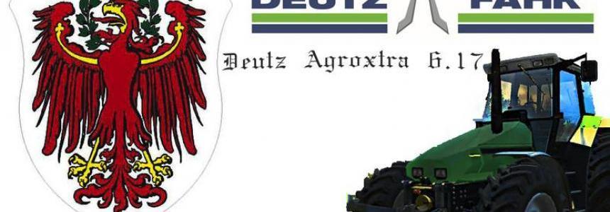 Deutz Agroxtra 6.17 v1.0