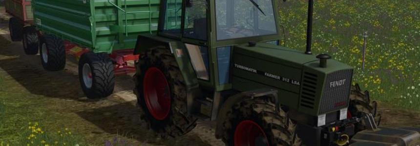 Fendt Farmer 310 312 LSA v2.4