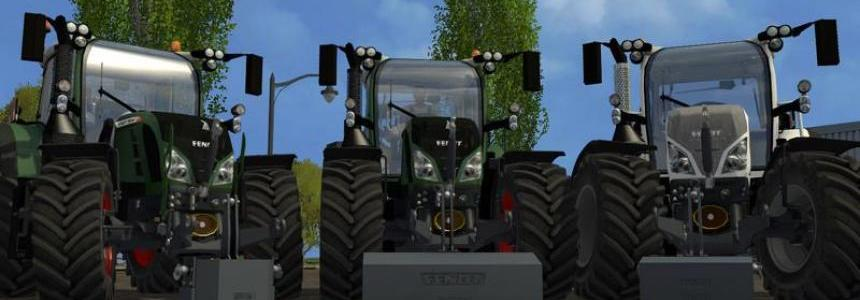 Fendt Weights Vario Pack v2.0