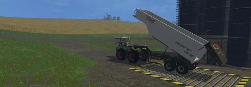 Fliegl semi trailers v2.0
