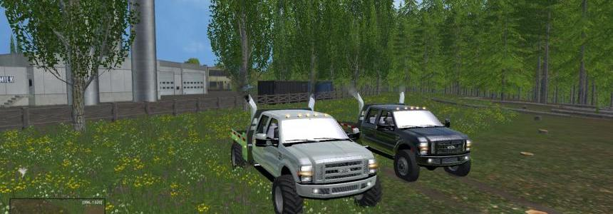 Ford F 350 Diesel pack Revision v1