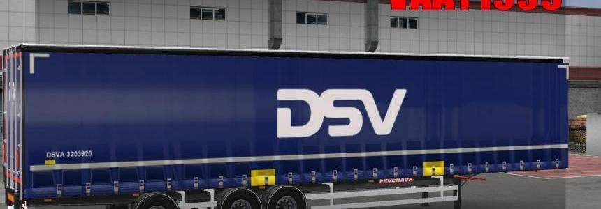 Fruehauf Trailer Standalone DSV