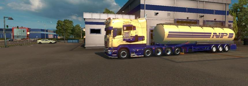 Fuel tank trailer 1.17.0.31
