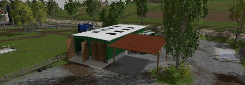 Garage to drive trough for big machines v1.1