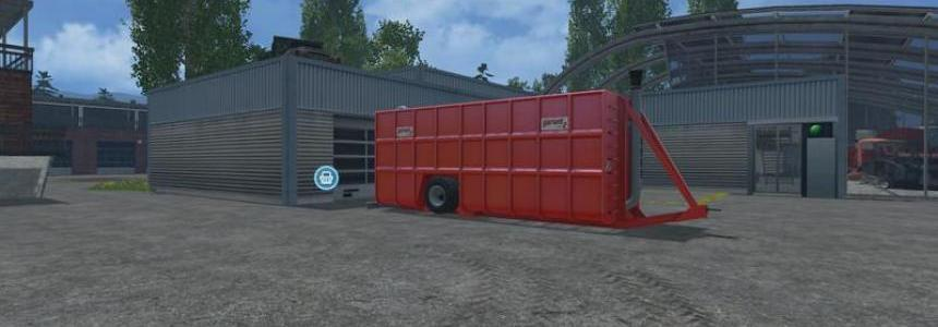 Garant Field Container v1.0 Farbauswahl