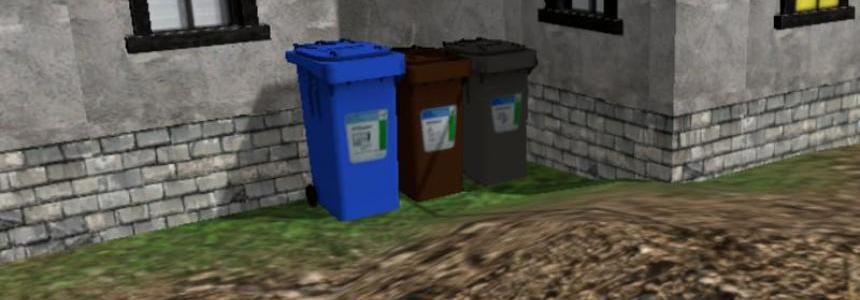 Garbage cans v1.0