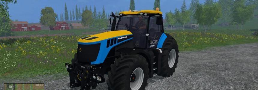 JCB FASTRAC 8310 FARMET EDITITON