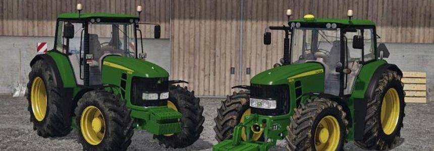 John Deere 6830 Fixed Pack