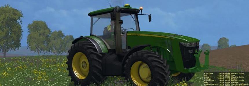John Deere 8360R V1