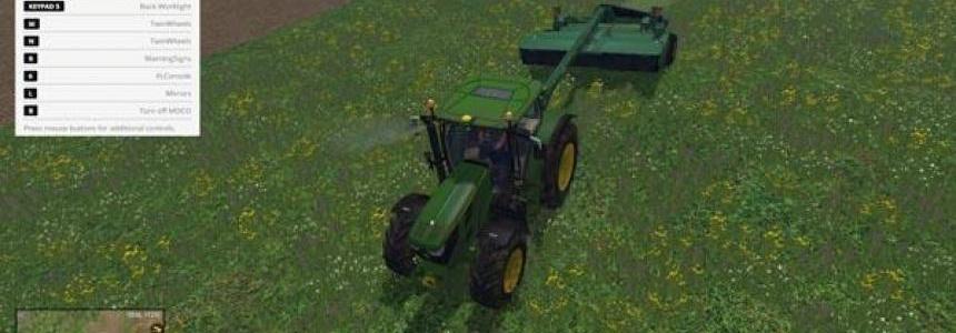 John Deere 956 MoCo mower