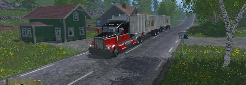 Kenworth Kw900 v3.0 Final New Skin