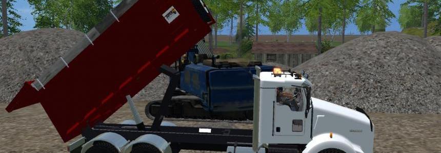 Kenworth dump V2