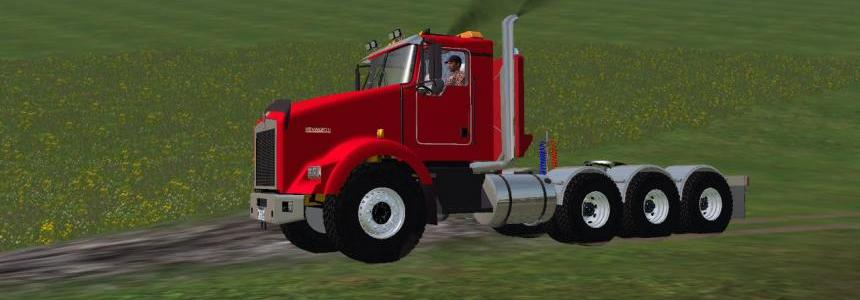 Kenworth T800 V1