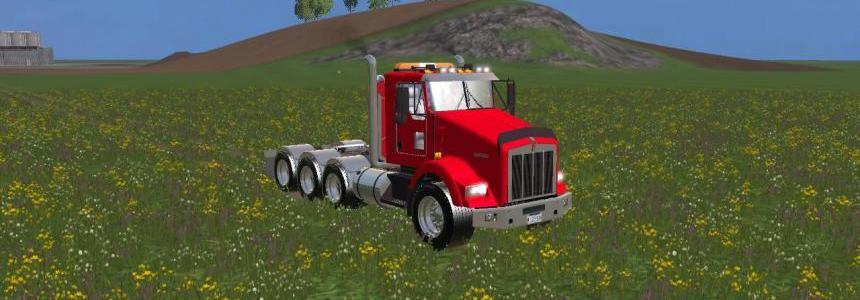 Kenworth t800 V2
