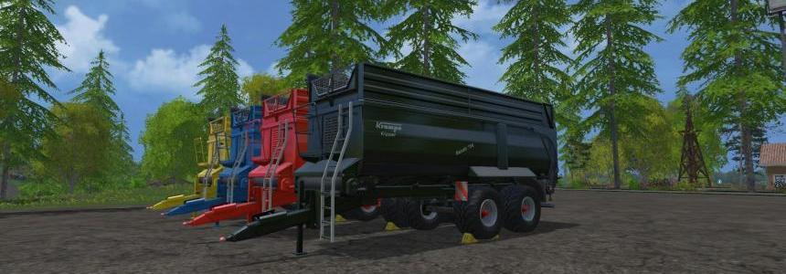 Krampe 750 Multi HDR Dyeable trailer v1.2