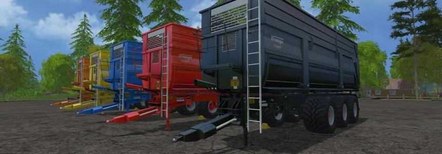 Krampe 900 HDR Dyeable Multi trailer V1.1
