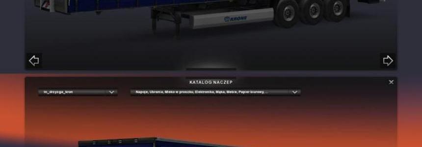 Krone Profi Liner Drzyzga 1.16.x