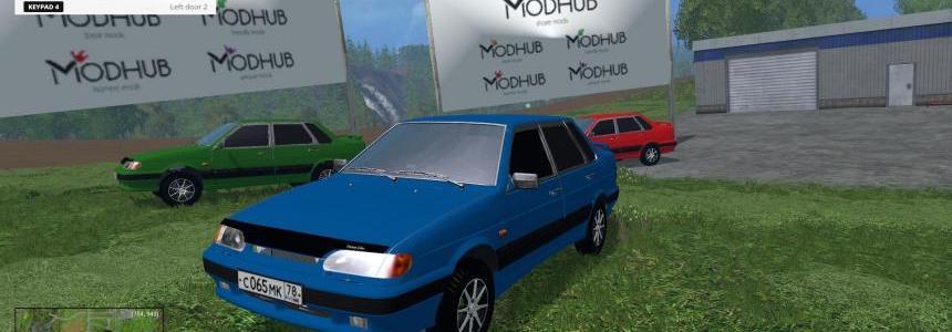 Lada Samara VAZ-2115 v0.5