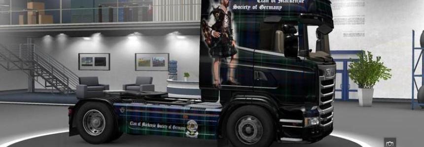 Mackenzie Scania Streamline v1.0