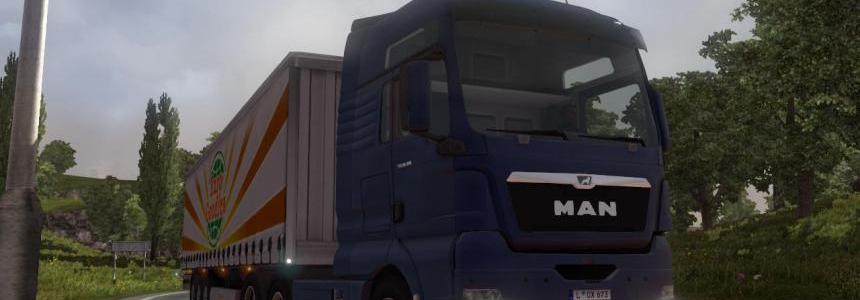 MAN TGX Reworked v1.3
