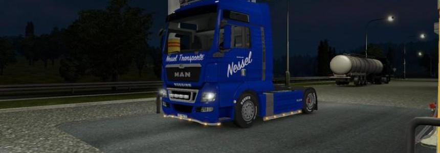 MAN TGX XXL nettle Transportation v1.0