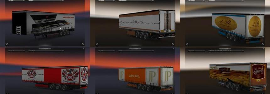 Marchi ITA Trailers Pack v1.8