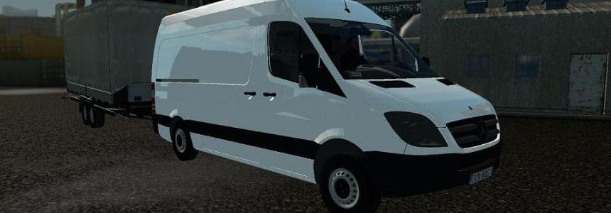 Mercedes Sprinter Rework