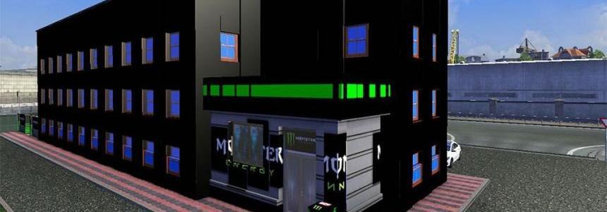 Monster Energy Hotel v0.1 BETA