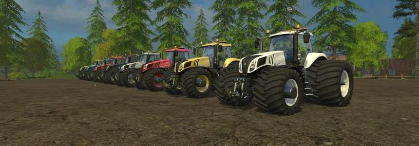 New Holland T832 EvoX update V1.2