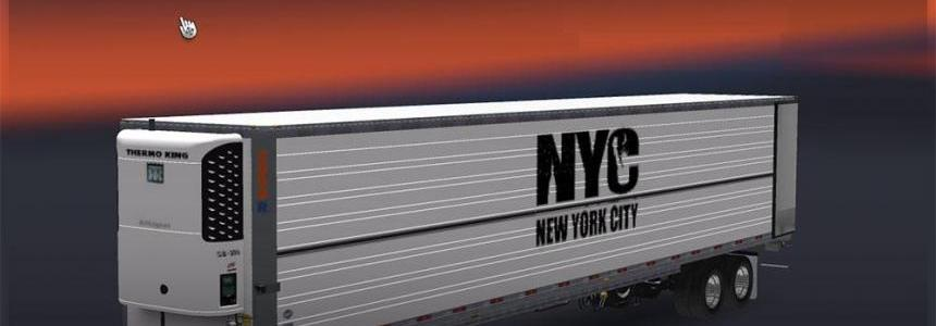 New York City trailer