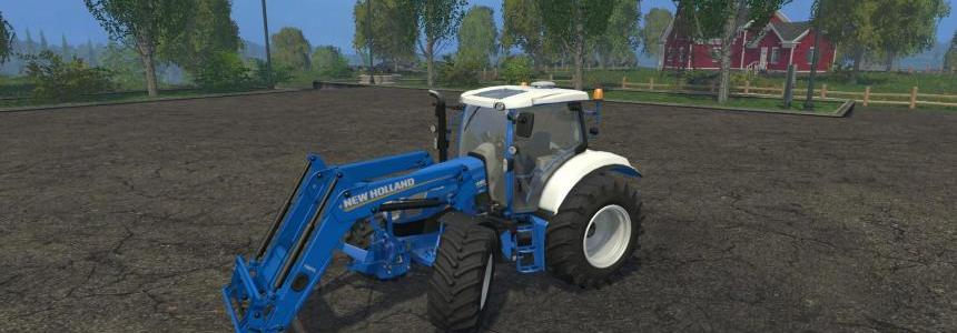 New Holland colored in Ford Colors with FL v1.1