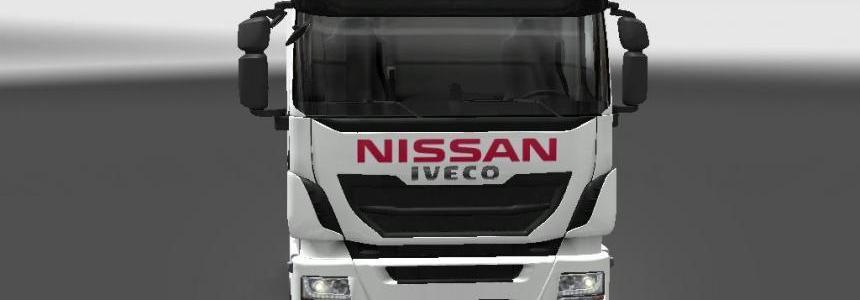 Nissan Forklift Truck Skin Pack v1.0